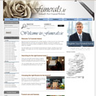 funerals webdesign by Ripe