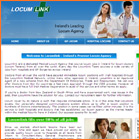 Locumlink.ie website by Ripe